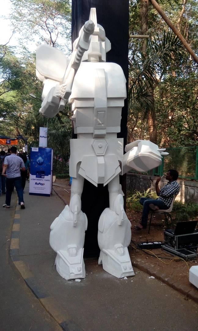 Iit Bombay Tech Fest Turns Into Fun Fair Pagalguy News