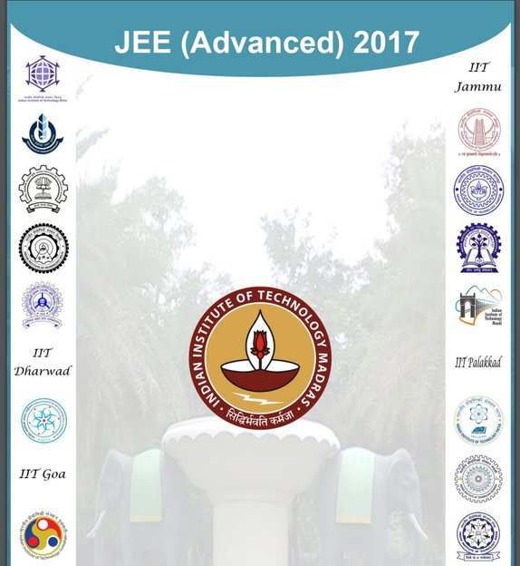 JEE (Main) 2017 results to be out on April 27