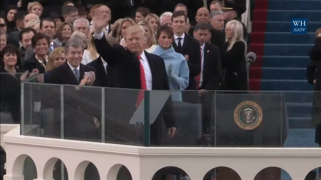 The truth about the crowd at Trump's inauguration in one photo