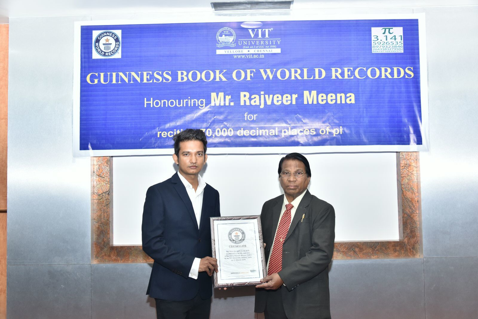 Image result for rajveer meena guinness world record