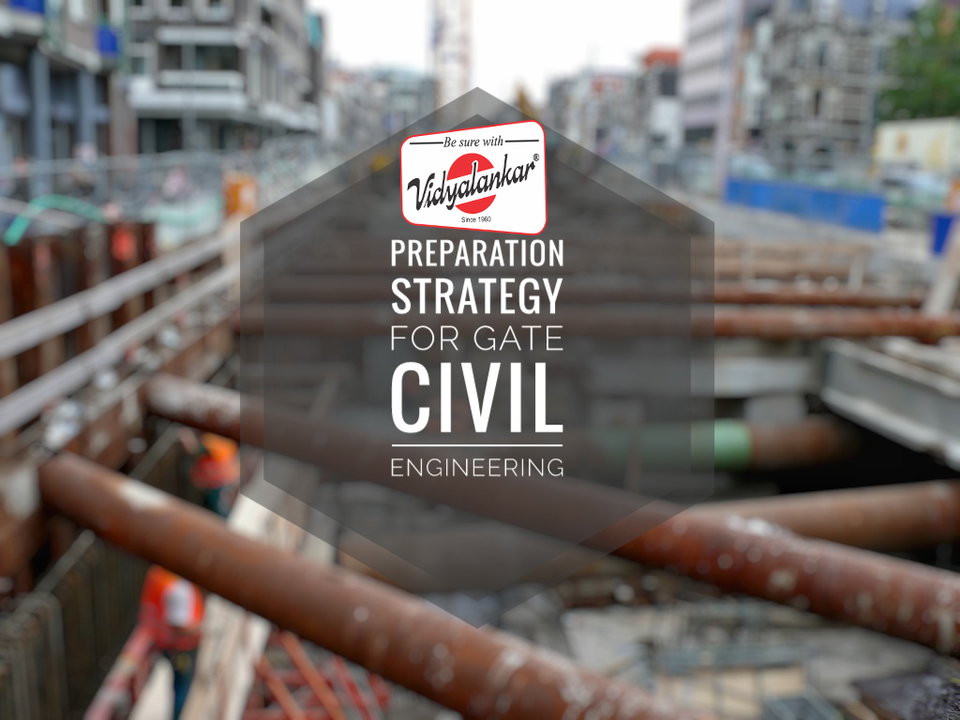 How to prepare efficiently for Civil Engineering in GATE